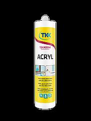 Герметик акриловый TEKADOM ACRYL (белый) 300 мл