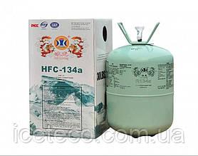 Фреон (Хладон) R134a (баллон 13,6 кг)