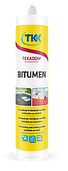 Герметик битумный TEKADOM BITUMEN  (чёрный) 300 ml
