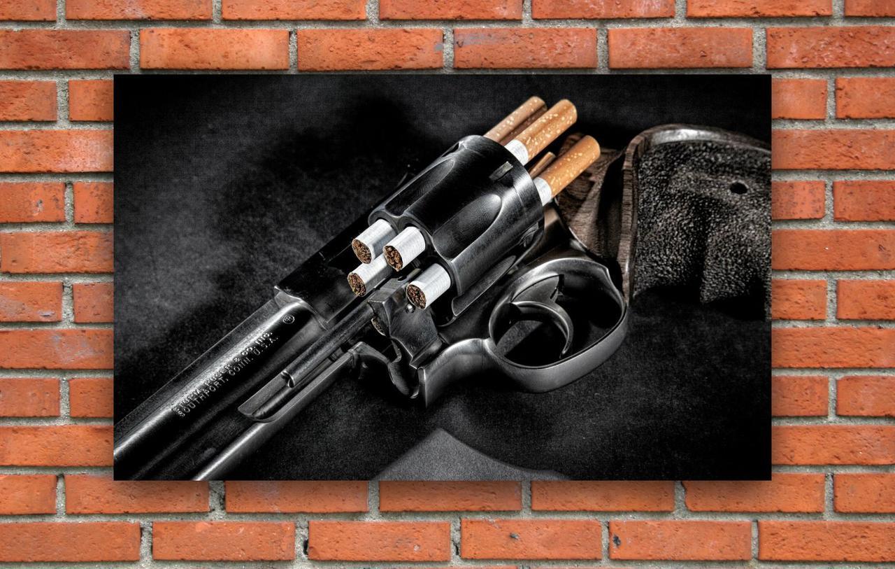Мотиватори, постери о вреде курения