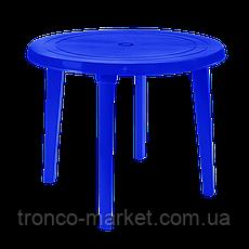 Стол круглый  -д.  90 см , фото 3