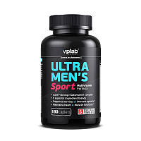 Витамины для мужчин VP Lab Ultra Men's Sport Multivitamin Formula 180 т