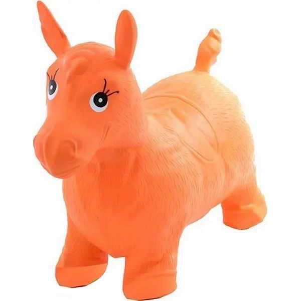 Прыгуны-лошадки MS 0001 Оранжевый