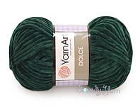 YarnArt Dolce, №774 Темно-зеленый