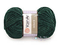 YarnArt Dolce, Темно-зеленый №774