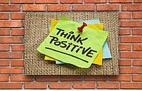 """Мотиватори, постери"""" Думай позитивно"""""""