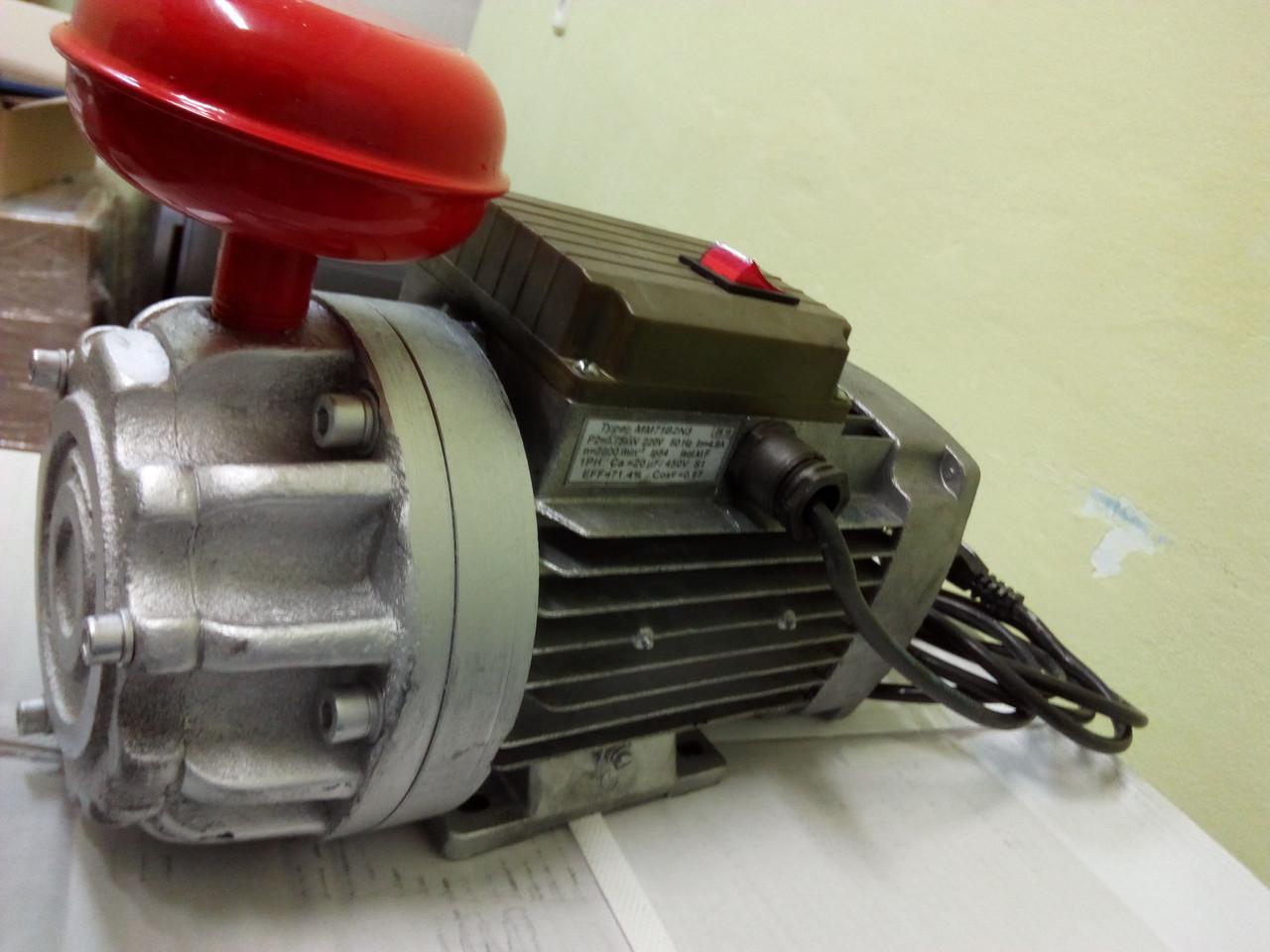 Вакуумный насос для Доильных Аппаратов сухого типа НВР - 220В
