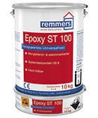 2-компонентная прозрачная грунтовочная эпоксидная смола EPOXY ST 100