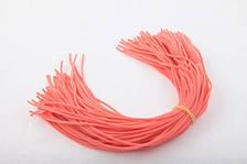 Ниппель Siweida силиконовый красный 50см D=1mm (10шт.)