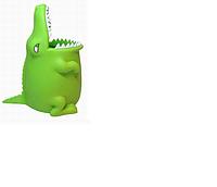 Настольная подставка zibi zb.3008 Крокодил для хранения письменных принадлежностей