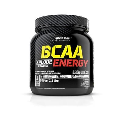 BCAA OLIMP BCAA Xplode Energy 500 g fruit punch