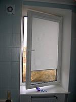 Рулонные шторы Лен белый производство под заказ приглашаем дилеров