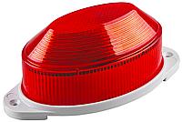 Стробоскоп светодиодный для рекламы 5Вт красный LR637