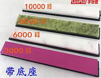 Камни для точилки Apex 3000, 6000, 8000, 10 000 грид агат