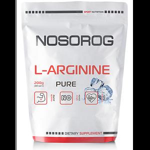 Аргинин NOSOROG L-Arginine 200 g pure