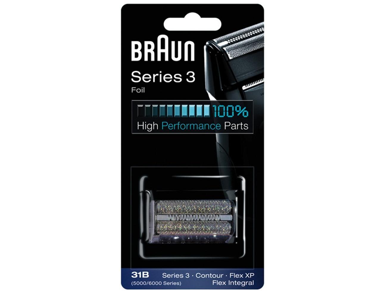 Насадка сетка для бритвы 31B - Braun Series 3