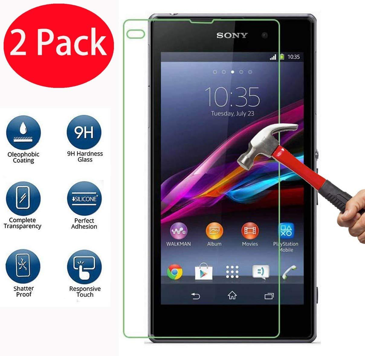 Защитная пленка для экрана Sony Xperia Z1 - FoneExpert