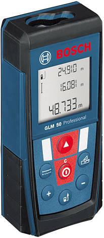 Bosch GLM 50 Дальномер лазерный (0601072200), фото 2