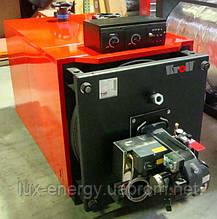 Водогрейные котлы на отработанном масле Kroll серия КВ 75, фото 3