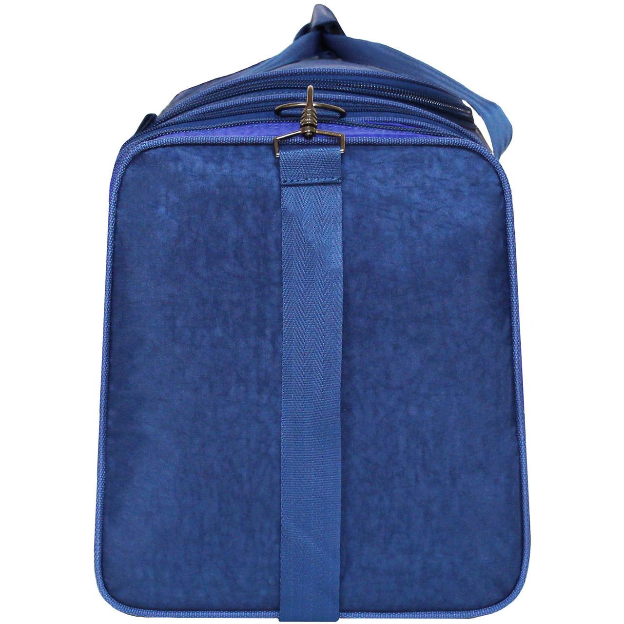 a9d1786a7e47 Спортивная сумка Bagland Мюнхен 59 л. Синий/электрик (0032570), фото 2 ...