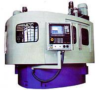 Вертикальные двухшпиндельные токарные станки с ЧПУ ПАБ-350, ПАБ-600