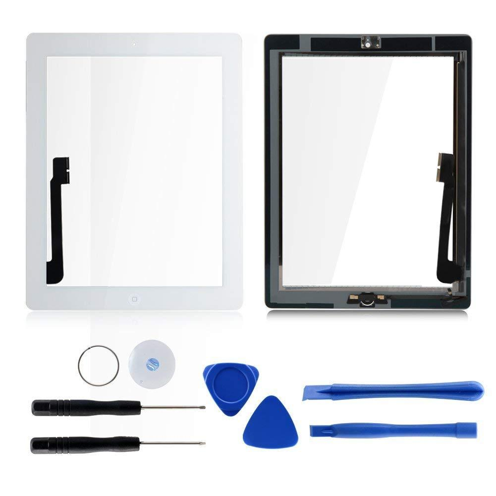 Набор замены стекла для iPad 4 - Dazone