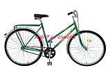 """Велосипед 28"""" УКРАИНА, модель 15-11 (заднее колесо с усиленной спицей), фото 2"""
