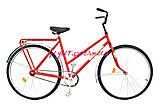 """Велосипед 28"""" УКРАИНА, модель 15-11 (заднее колесо с усиленной спицей), фото 3"""