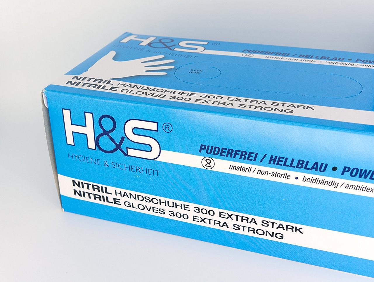 Одноразовые перчатки - ISC Hygiene & Safety