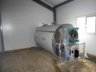 Требования к помещениям, в которых установлены охладители молока