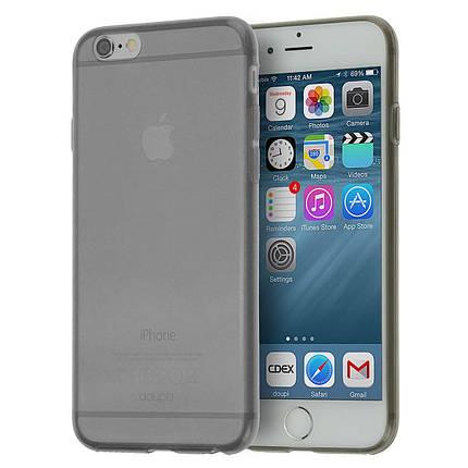 Силиконовый чехол для iPhone 6 iPhone 6s - doupi, фото 2
