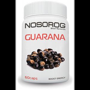 Гуарана NOSOROG Guarana 60 caps