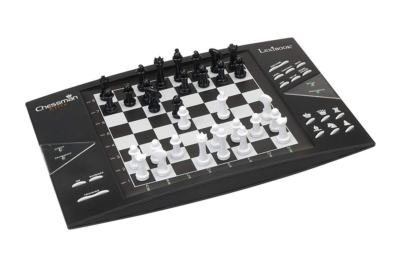 Электронная игра в шахматы - LEXIBOOK- CG1300