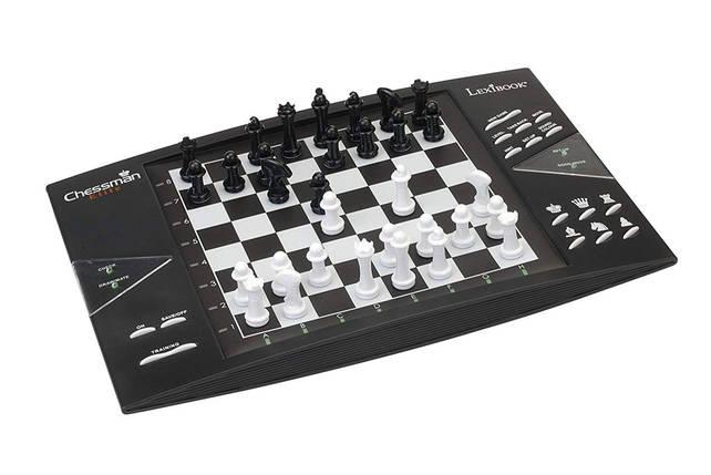Электронная игра в шахматы - LEXIBOOK- CG1300 , фото 2