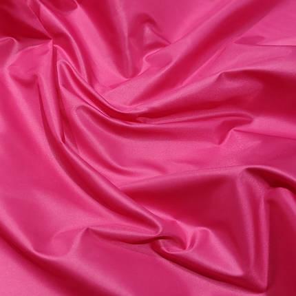 Плащевая ткань лаке малиновая, фото 2