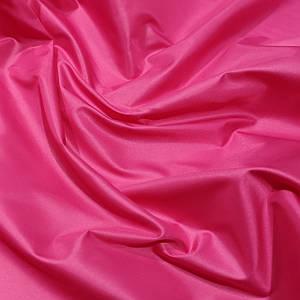Плащевая ткань лаке малиновая