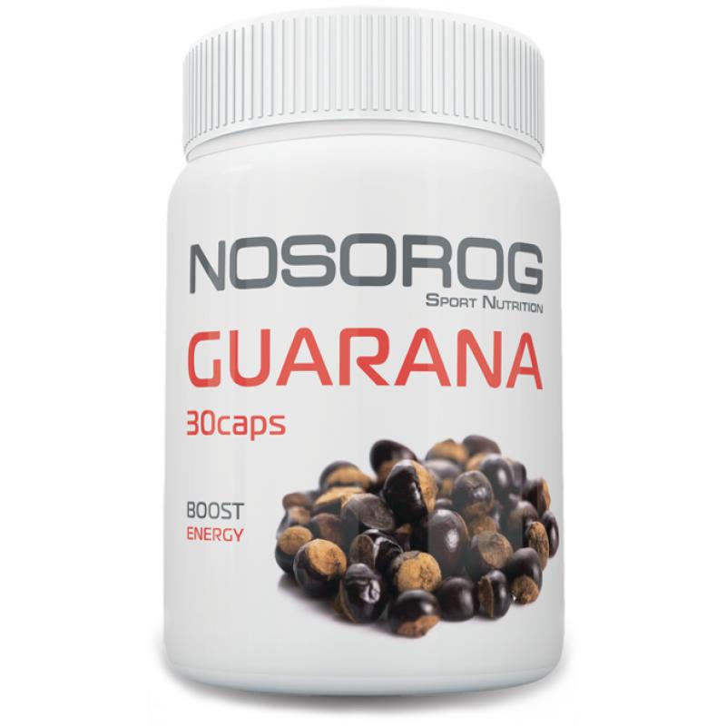 Гуарана NOSOROG Guarana 30 caps