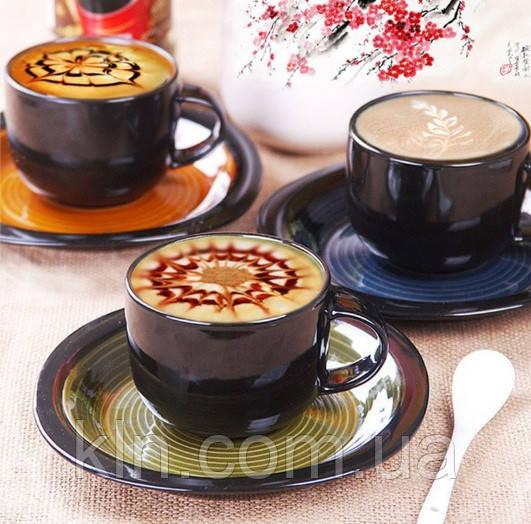 Алмазная вышивка Аромат кофе 40 х 40 см (арт. FR405) , фото 1
