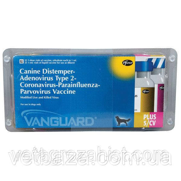 Вакцина Вангард с коронавирусом - 5/CV-L Plus №1 Zoetis, 100%предоплата