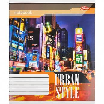 Тетрадь цветная 24 листа, линия «Городской стиль»       16 штук                          2379л, фото 2
