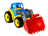 Трактор 1721 Технок, фото 3