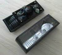 Задние фонари на Ваз 2108-2114 Освар серыеые без платы