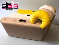 Кушетка+подушка без предоплаты. гарантия