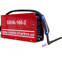 Сварочный инвертор SSVA-160-2 TIG