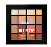Палетка теней NYX Professional Makeup Ultimate Shadow