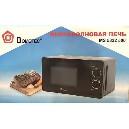 Микроволновая печь Domotec MS-5332 объем 20L, фото 2