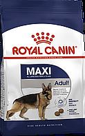 Royal Canin Maxi Adult (Роял Канин Макси Эдалт) - сухой корм для взрослых собак крупных пород  15 кг