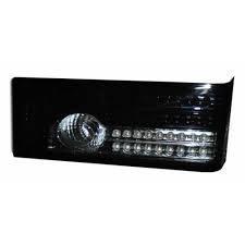 Задние фонари на Ваз 2108-2114 Освар черные диодные