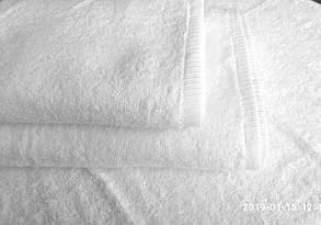 Полотенце махровое 70*140 ( 450 г ) Отель TM  Cholzer  Турция