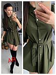 Женское платье-туника (расцветки), фото 3